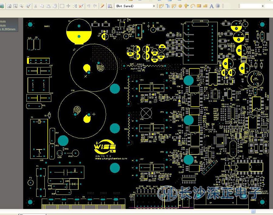 PCB设计图纸-1